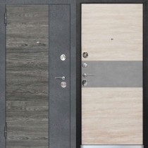 Дверь входная 9,5 см ОРЛАНДО Дуб винтаж белый