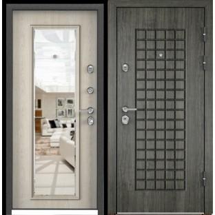 Дверь входная TOREX ULTIMATUM PP, KB-2/зеркало
