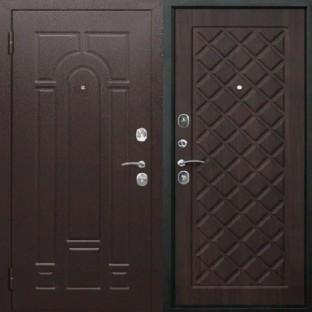 Дверь входная РИМ Венге
