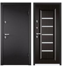 Дверь входная TOREX СНЕГИРЬ 20 MP  S20-04,  Венге