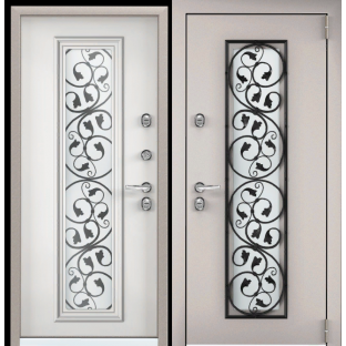 Дверь входная TOREX Снегирь 55,  S55R-03