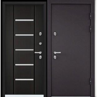 Дверь входная TOREX Снегирь-60 MP, Венге