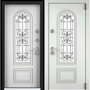 Дверь входная TOREX Снегирь Коттедж-2, Белый