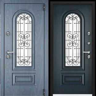 Дверь входная TOREX Снегирь Коттедж-2, SNG-2
