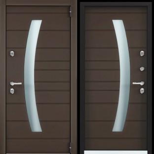 Дверь входная TOREX  СНЕГИРЬ Коттедж - 4 SNG-4