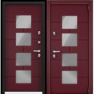 Дверь входная TOREX Снегирь Коттедж-5, RAL 3005