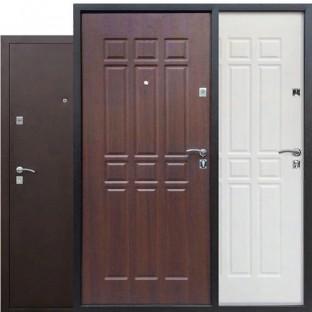 Дверь входная СОПРАНО, МДФ