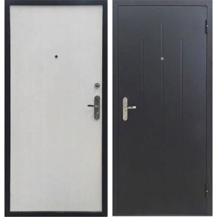 Дверь входная СТРОЙГОСТ 5-1 Шелк