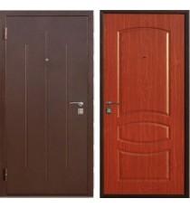 Дверь входная СТРОЙГОСТ 7-1 Итал. орех