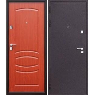 Дверь входная СТРОЙГОСТ 7-2 Итал. орех