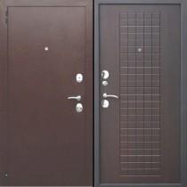 Дверь входная ТАЙГЕР Венге