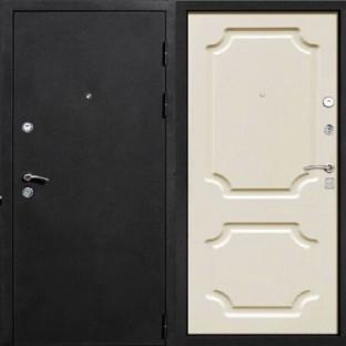 Дверь входная ТОЛСТЯК 10 см., Слоновая кость