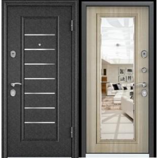 Дверь входная TOREX DELTA Mirror-M, VDM-2N /Зеркало