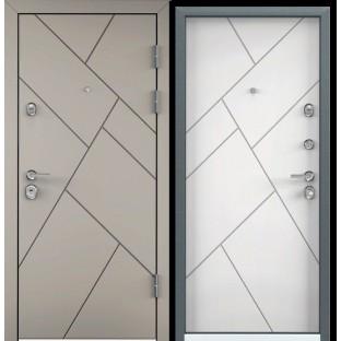 Дверь входная TOREX ULTIMATUM-M PP, КВ-35 Белый