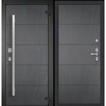 Дверь входная TOREX Domani 100 SW-HT2 Ирландский серый