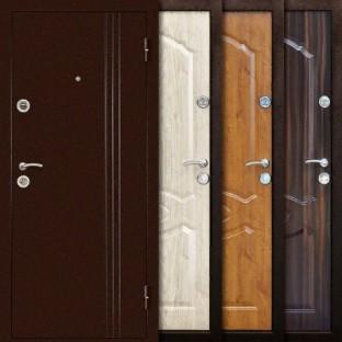 Дверь входная ЭКСТРА
