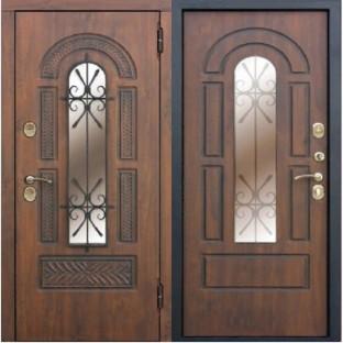Дверь входная КЬЯНТИ Винорит патина
