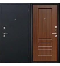 Дверь входная АГРИЯ Стандарт муар Орех
