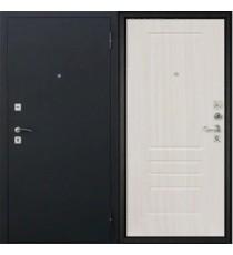 Дверь входная АГРИЯ Стандарт муар Сандал белый