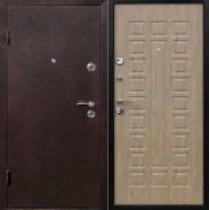 Дверь входная ТРОЯ М Карпатская ель