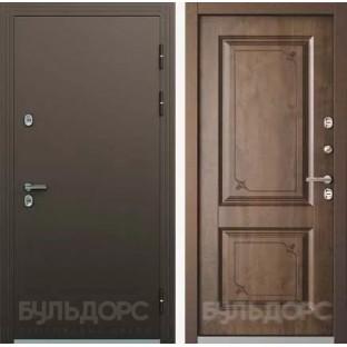 Дверь входная БУЛЬДОРС Термо-1, Медь ТВ-3