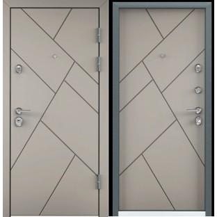 Дверь входная TOREX ULTIMATUM-M PP, КВ-35 Кремовый ликер