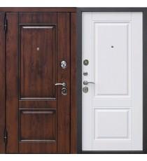 Дверь входная ВЕНА Винорит Белый матовый