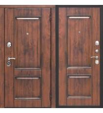 Дверь входная ВЕНА Винорит Орех грецкий