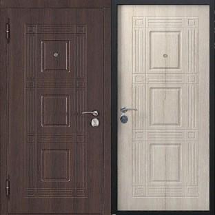 Дверь входная ВИКТОРИЯ, Лиственница мокко