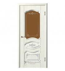 Дверь  Елизавета Сандал белый