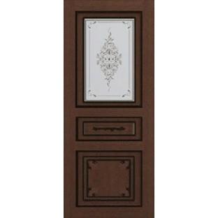 Дверь СОНАТА патина