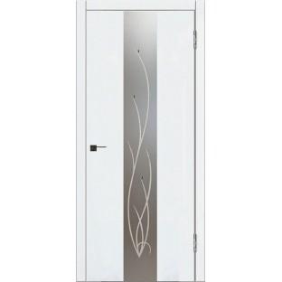 Дверь Верба с зеркалом