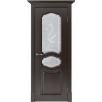 Дверь Виктория, Венге
