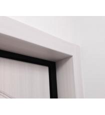 Комплект откосов ПВХ, Белый перламутр