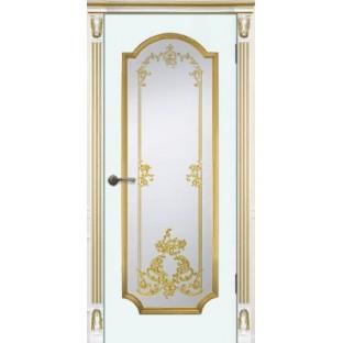 Дверь БАЙКАЛ, Эмаль