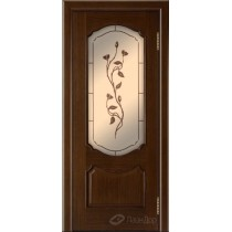 Дверь Богема, Орех 2