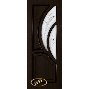 Дверь Карелия 2, Мореный дуб