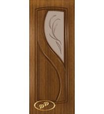 Дверь Леди-2, Орех крупноструктурный