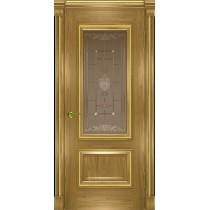 Дверь Квадро 22, Дуб