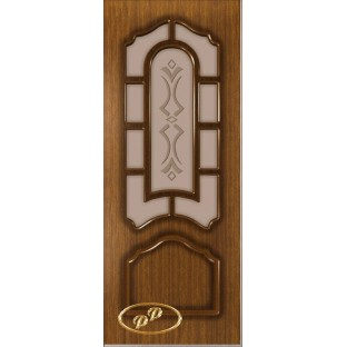Дверь Соната, Орех