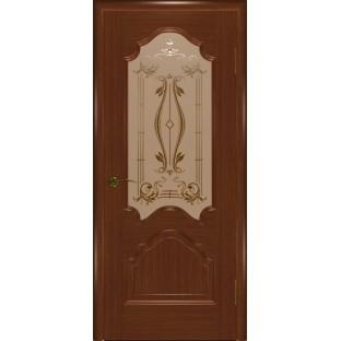 Дверь ВИКТОРИЯ, Орех 609
