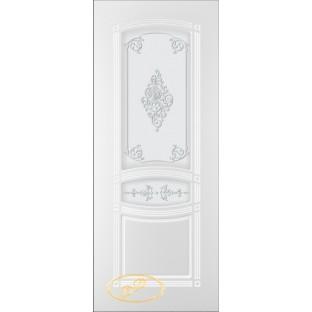 Дверь ТРОЯ-1 Эмаль