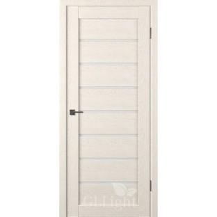 Дверь GL Light 24 Дуб латте