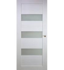 Дверь Лайт 3 Беленый дуб