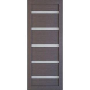 Дверь Лайт 5 Дуб серый