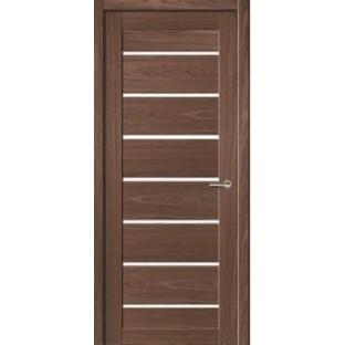 Дверь М - 102 С белое стекло