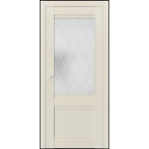 Дверь QS2 Лиственница кремовая