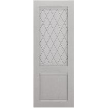 Дверь Венеция Ясень серый
