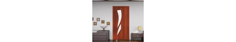 Двери с покрытием Ламинат