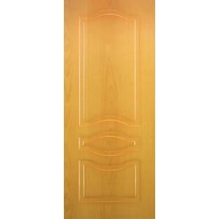 Дверь Леона глухая